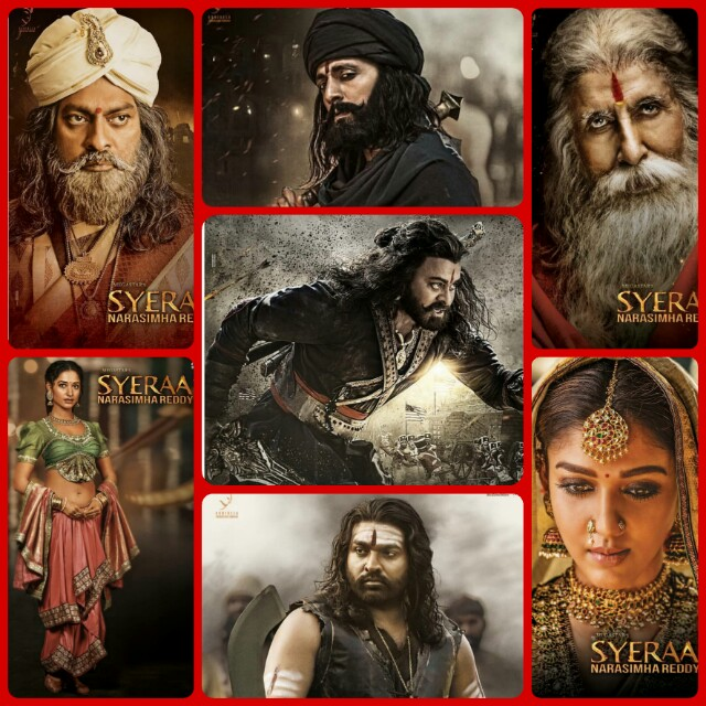 Sye Raa Narasimha Reddy Movie Full Cast