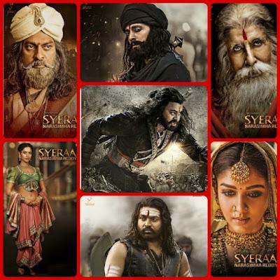 Sye Raa Narasimha Reddy Movie Full Cast