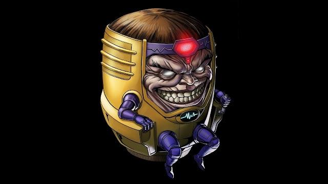 M.O.D.O.K., Villain yang Memiliki Kecerdasan Sebagai Kekuatannya