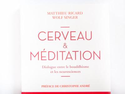 Matthieu Ricard Wolf Singer - Cerveau & Méditation - Allary Editions