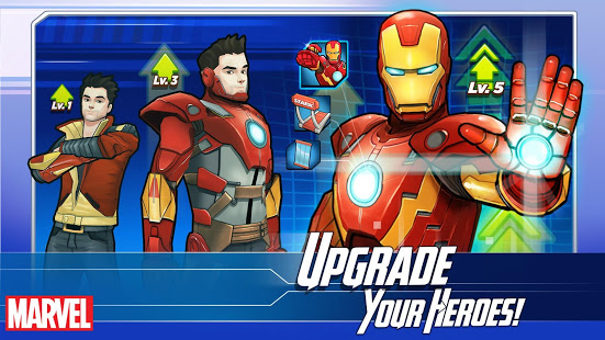 MARVEL Avengers Academy Mod Apk Terbaru for Android MARVEL Avengers Academy v2.7.0 Mod Apk (Free Store + Instant Actions)