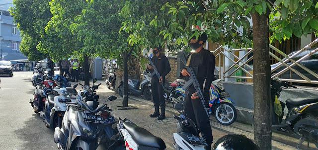 Polda Maluku Jaga Ketat Ibadah di Sejumlah Gereja Kota Ambon