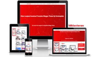 IDBLASTERAN template blogger free Download