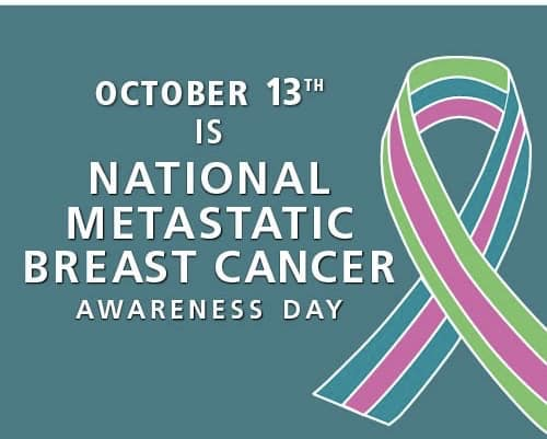 Metastatic Breast Cancer Awareness Day Wishes for Whatsapp