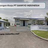 Operator Produksi XYZ - PT Sankyo Indonesia