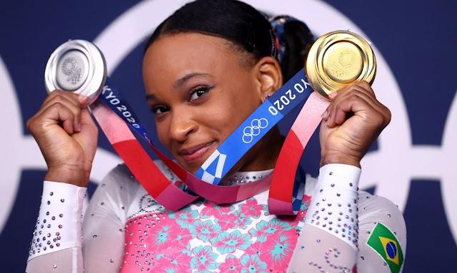 Medalha na olimpíada vale dinheiro; veja quanto cada atleta brasileiro recebeu