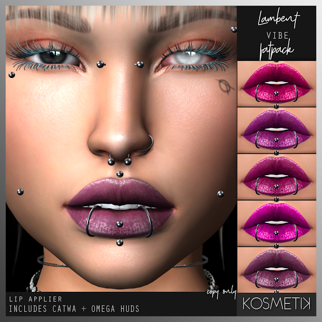 KOSMETIK at The Makeover Room [AUG 01]