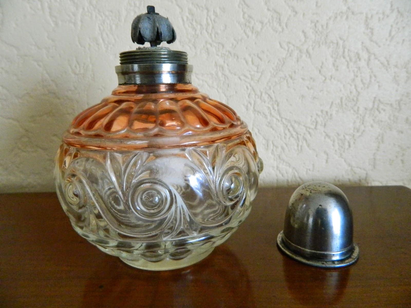 OBJETS de COLLECTION, ART DECO, TABLEAUX. ANCIENNE LAMPE ...