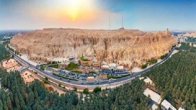 Jabal Al Qara - The Land of Civilization in Hufuf, Al Ahsa of Saudi Arabia - Saudi-Expatriates.com