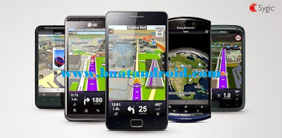 Aplikasi Sygic GPS Navigasi Offline Versi 16.0.0 Terbaru Buat Android
