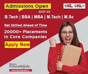 MBA Admission Notification