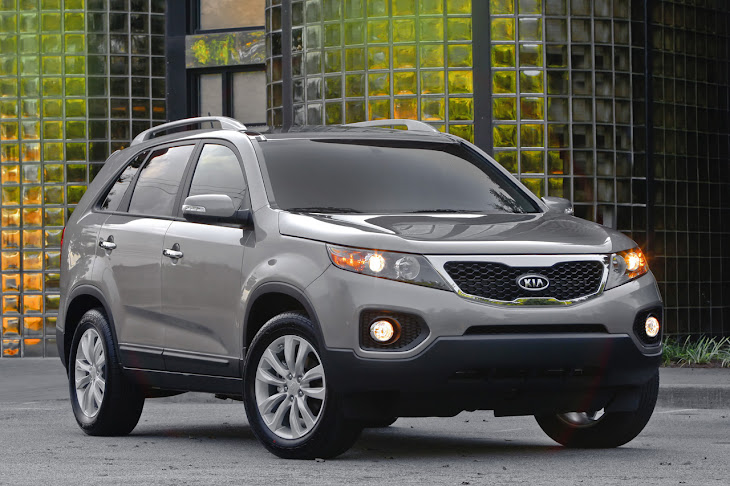 Look At the Car: 2013 KIA Sorento