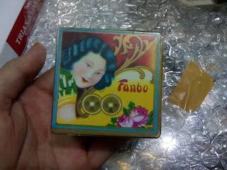 Review Jujur Bedak Padat Fanbo Hoi Tong Sam Fong