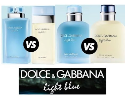 Dolce And Gabbana Light Blue Review & Comparison