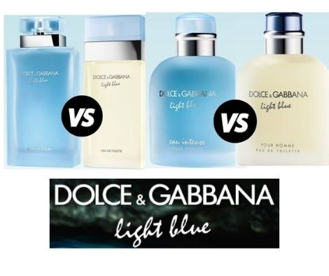 Dolce And Gabbana Light Blue Review (EDT vs Intense)