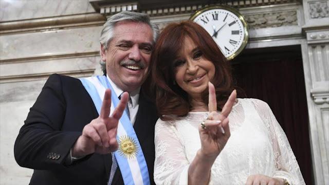Fernández pide esfuerzos para terminar con la Argentina hipócrita