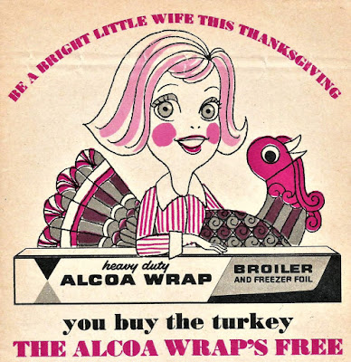 Alcoa Wrap - Be a Bright Little Wife