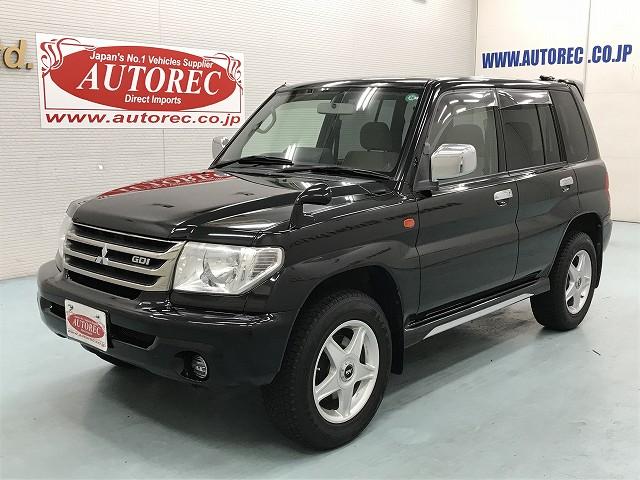 2001 Mitsubishi Pajero io 4WD for Tanzania to Dar es Salaam