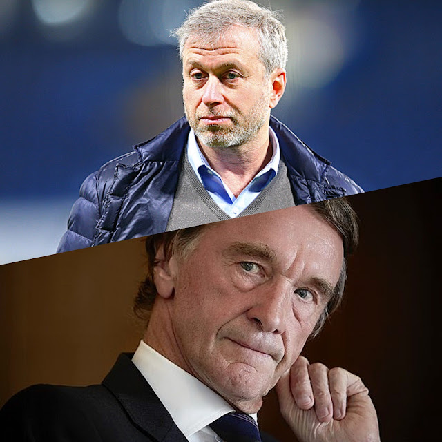 Sports: Why Sir Jim Ratcliffe Couldn't Conclude Chelsea Takeover
