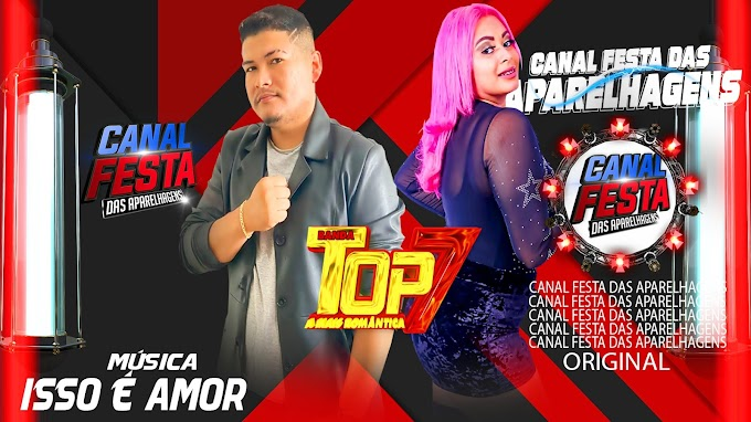 CD PROMOCIONAL BANDA TOP 7 Agosto 2021