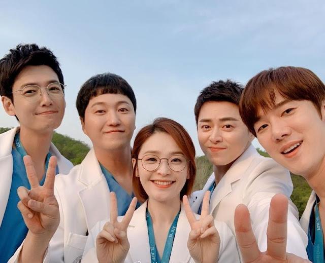 《機智醫生生活2》旗開得勝,首播收視率奪下tvN戲劇歷年最高,樹立新標竿