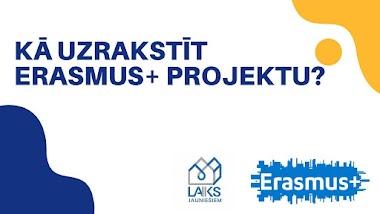 """Erasmus+ darbnīcā """"Gribu, Varu, Daru"""""""