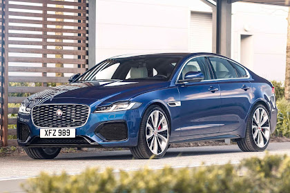 2021 Jaguar XF Review, Specs, and Price