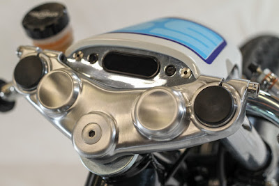 Yamaha SR 400 Motogadget by Fred Krugger