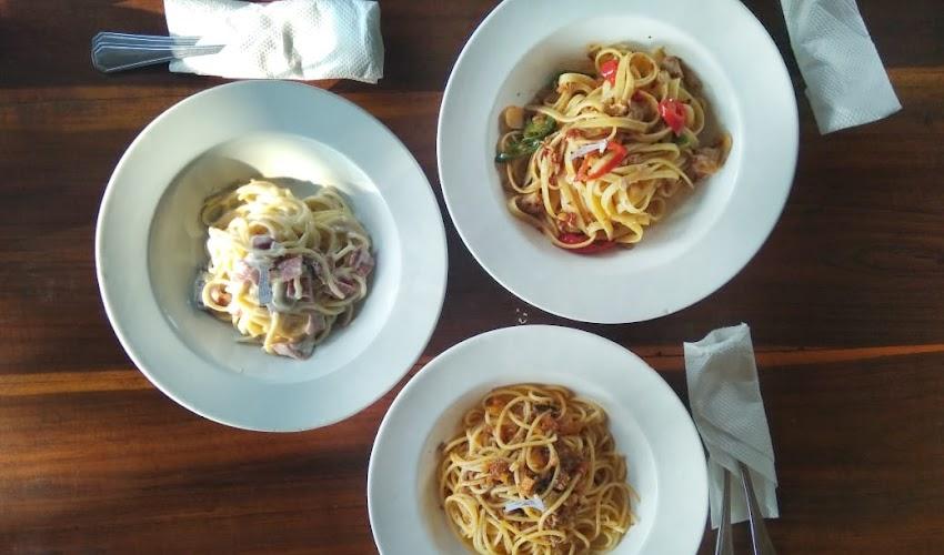 Pasta Gio; Kelezatan Masakan Italia di Tengah Kedamaian Jogja