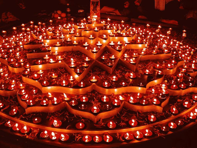 Happy Diwali Diya Beautiful Images