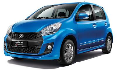 Harga Insurans dan Roadtax kereta Perodua Myvi - Motortakaful Etiqa