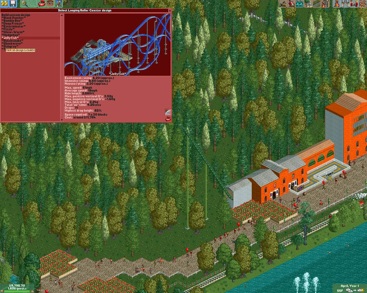 RollerCoaster Tycoon 2 - Triple Thrill Pack | Daily PC Game