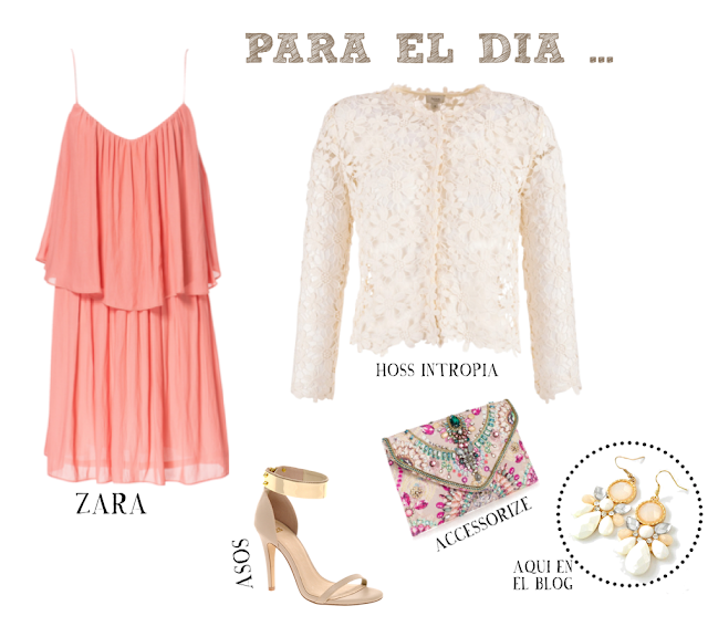 LOOKS DE INVITADA LOW COST