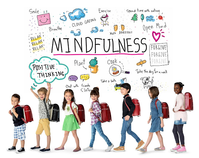 Mindfulness helps kids relax, think more positively, attend, promote self-confidence, improve social emotional skills, and so many other areas. These mindfulness strategies for kids can be used as a tool for treating the whole person.