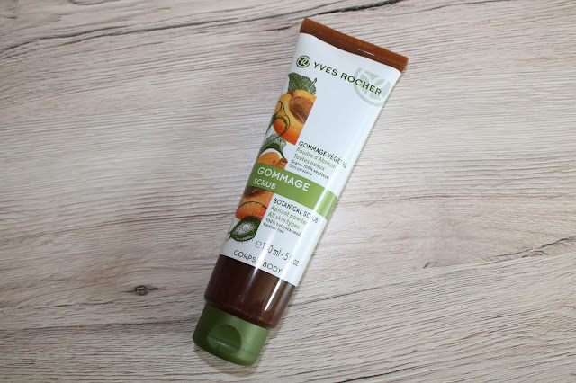 Gommage Végétal Abricot - Yves Rocher