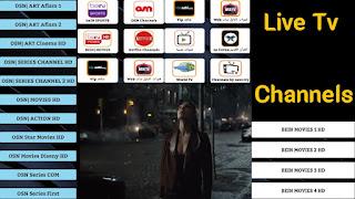 أفضل تطبيق تلفزيون بث مباشر لجميع القنوات المشفرة مجانا   Kaced Pro
