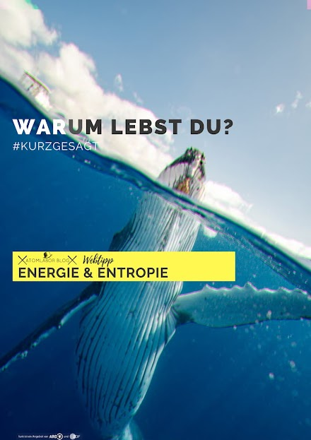 Warum lebst du? | Energie & Entropie | Kurzgesagt – In a Nutshell