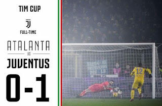 Atalanta vs Juventus 0-1 Video Gol Highlights