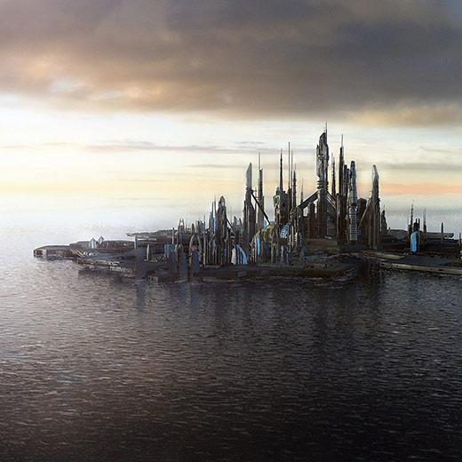 Stargate Atlantis Wallpaper Engine