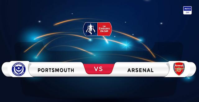 Portsmouth vs Arsenal Prediction & Match Preview