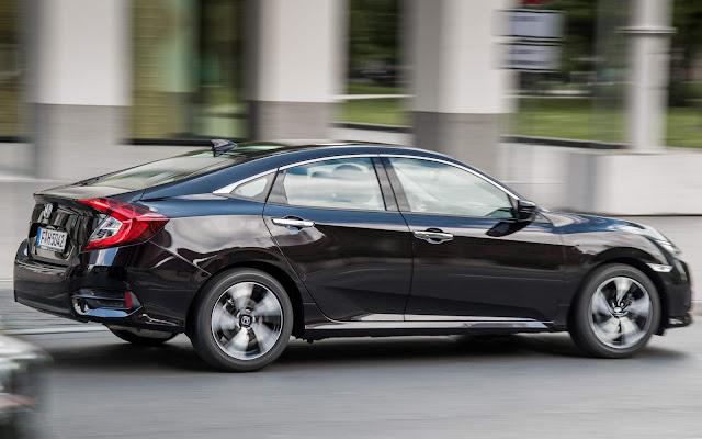Novo Honda Civic 2018