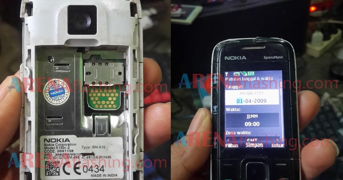 download firmware nokia 5130c-2 rm-495