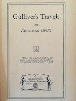 Gulliver's Travels Title Page