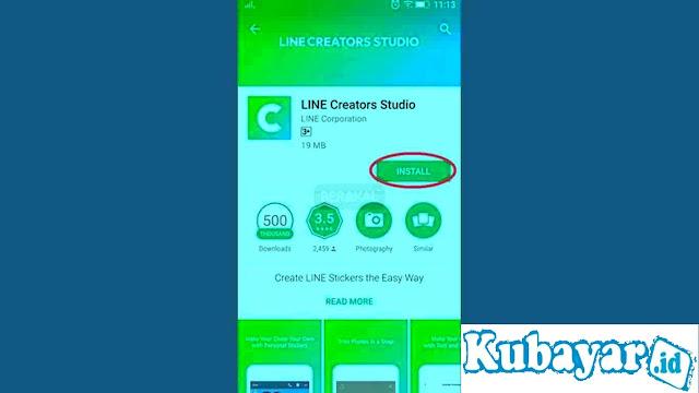 line creator studio