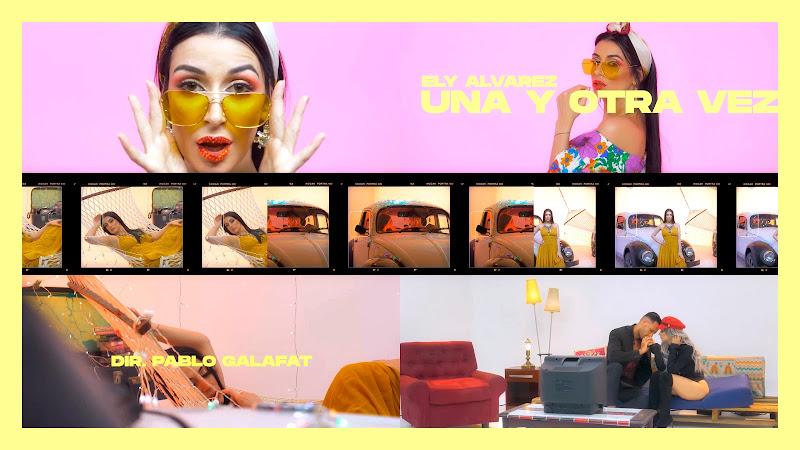 Ely Álvarez - ¨Una y otra vez¨ - Videoclip - Director: Pablo Galafat. Portal Del Vídeo Clip Cubano. Música cubana. Reguetón. CUBA.