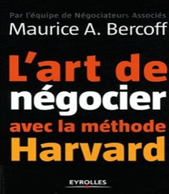 L'art de négocier avec la méthode Harvard pdf