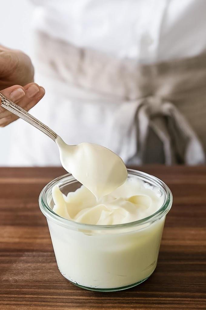 Resep Goodway Mayonaise untuk Hipertensi, Kolesterol Tinggi, Asam Urat & Diabetes