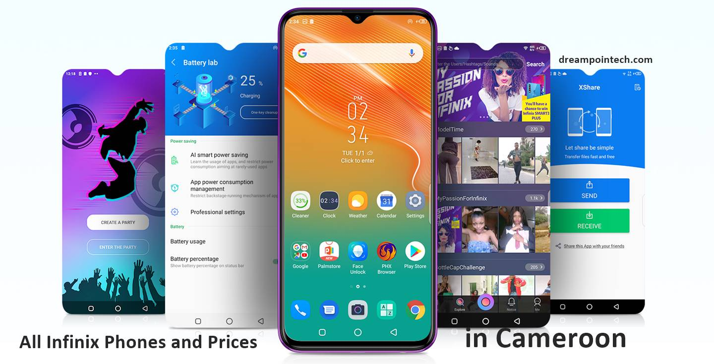 All Infinix Phones and Prices in Cameroon (Ultimate Review)