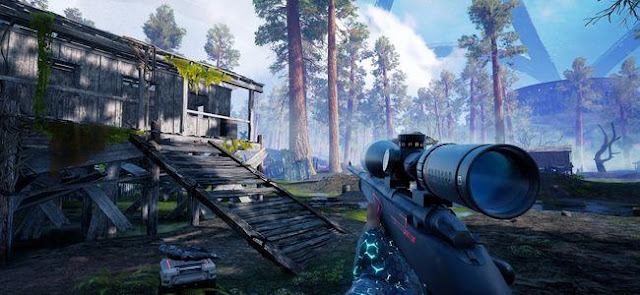Islands of Nyne Battle Royale Gerekli Sistem