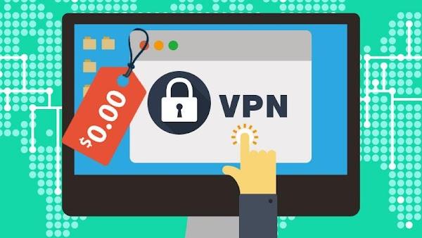 5 Best Free VPN untuk PC